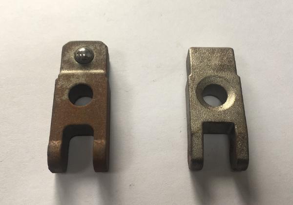 河南特殊钢铁件45钢